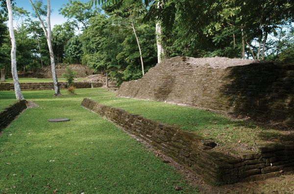 Nim Li Punit Maya Ruins