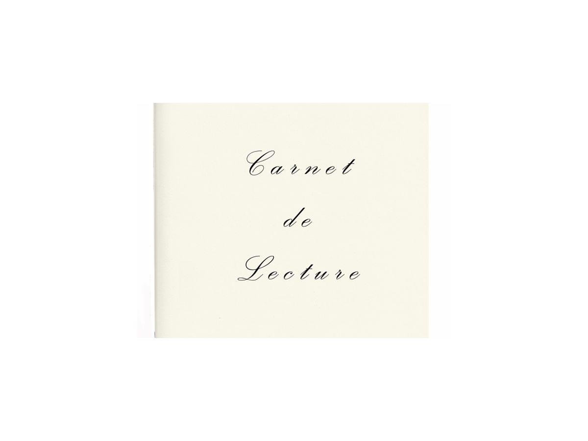 Carnet De Lecture En Cuir Rouge Petite Maroquinerie