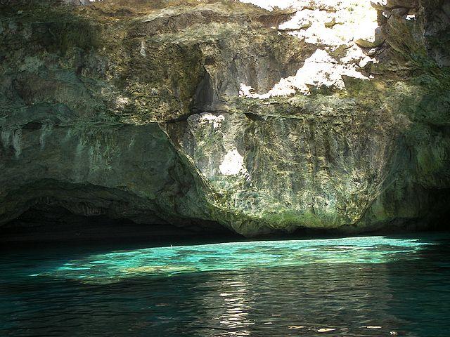 Grotte marine Marettimo