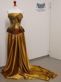 gold-antique-dress-corset_front