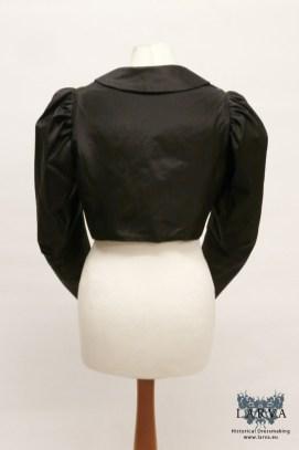 victorian-silk_jacket_black_back