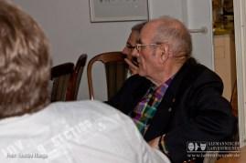 Mit viel Witz und Sachverstand referierte am Samstag- Abend Karl Lambrecht über das Rottweiler Benner- Rössle