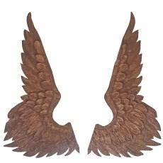 dekoratif melek kanatları 2