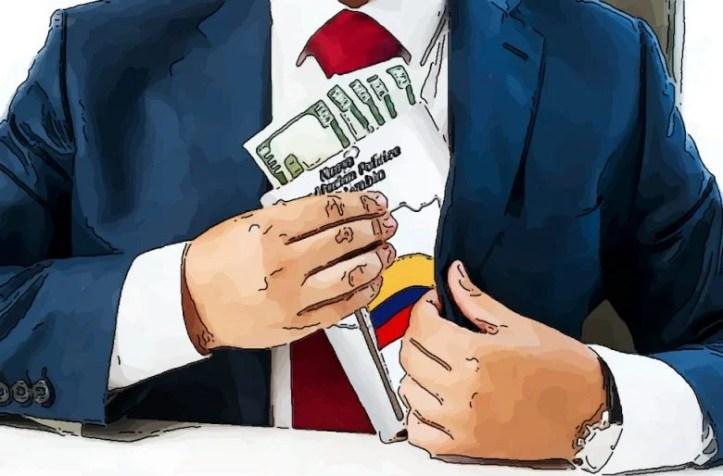 Resultado de imagen para colombia corrupcion
