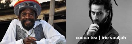 Cocoa Tea, Irie Souljah