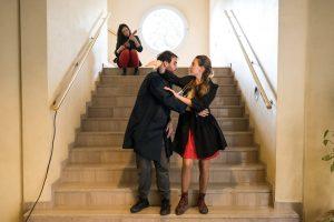 Coreografia para una Escalera
