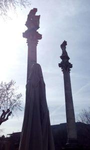 alameda columnas Alameda de Hércules Alameda de Hércules