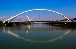 expo 92 puente de la barqueta 2 Expo'92 Expo'92