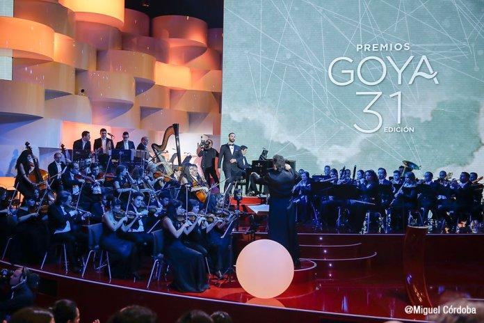 FSO en los Goya Star Wars Star Wars