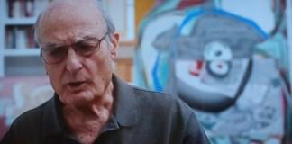 El pintor Luis Gordillo, tendrá una exposición permantente en Sevilla.
