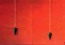 Unas de las obras de JALO que cuelgan de las paredes de KÖK Tu Cocina.