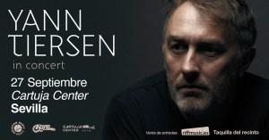 yann tiersen concierto Yann Tiersen Yann Tiersen