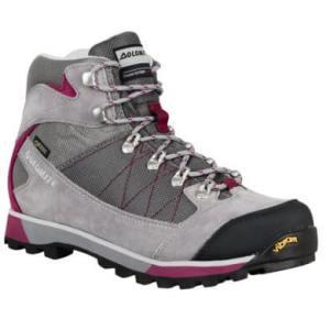Las Botas de Mujer Marmolada GTX son parte de la colección de la Dolomita en la primavera y el verano de 2019. Los Zapatos de Dolomita, Marmolada GTX son impermeable gracias a la membrana Gore-TEX Performance Comfort que mantiene tus pies secos y bien ventilados. Equipado con suela Vibram sensible y acolchada, perfecto para el terreno abrupto, y una entresuela de EVA con gran agarre, los Zapatos Marmolada GTX son ideales para el senderismo. Ficha de datos Parte superior de cuero gamuza de microfibra Forro y plantilla de GORE-TEX® Performance Comfort. anatómica de EVA Suela Vibram®Tmembrana GORE-TEX® Performance Comfort impermeable y transpirable parte superior en cuero y microfibra para una óptima transpiración Entresuela de EVA para una mejor amortiguación Ajuste regular