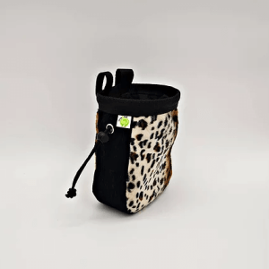 leopardo chalk bag