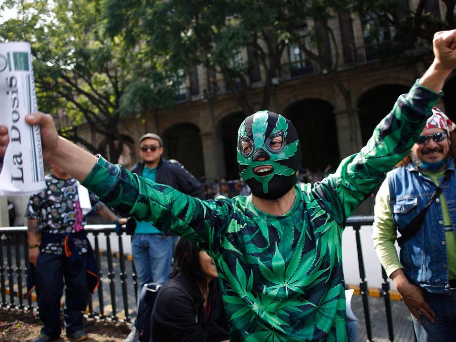 La Suprema Corte de México abre las puertas de la legalización