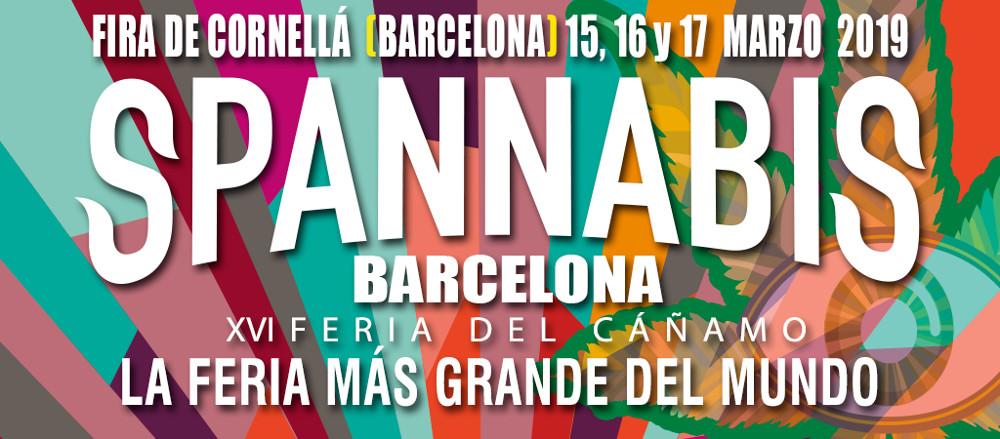 La feria del cañamo Spannabis 2019 en Barcelona