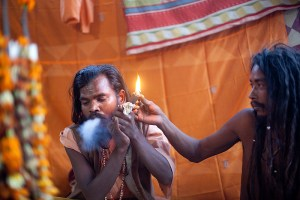 Políticas en la Indias: el mantenimiento del cannabis en la cultura y la religión hindú