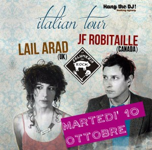 LAIL ARAD & JF ROBITAILLE