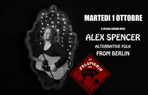 ALEX SPENCER