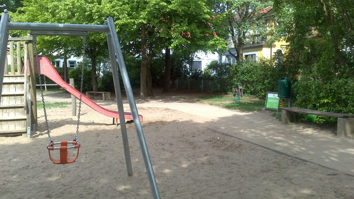 Diferencias 12: Los Parques en Alemania (Spielplatz)