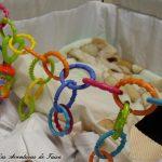 Juguete para bebé - Gimnasio Bebé con Anillas