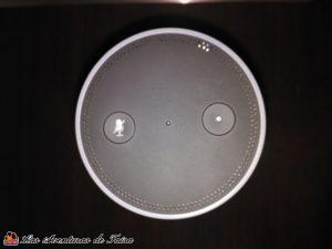 Amazon Echo botones