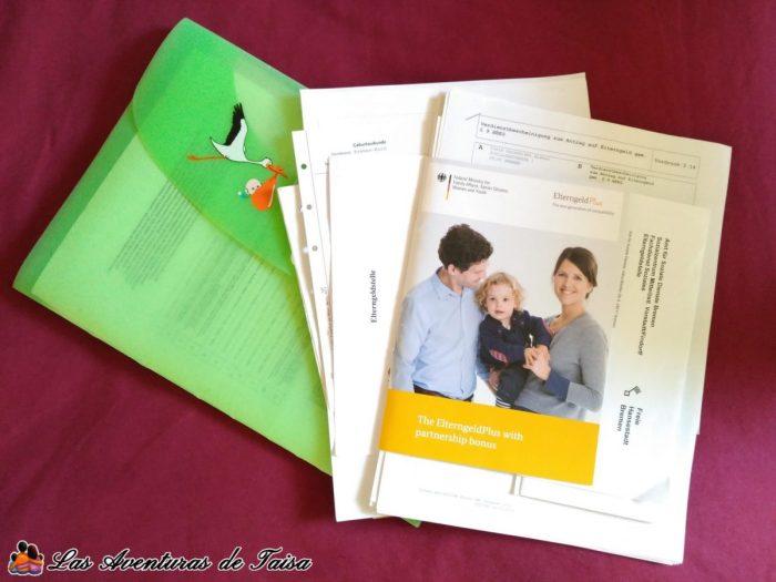 Registrar un bebé nacido en Alemania