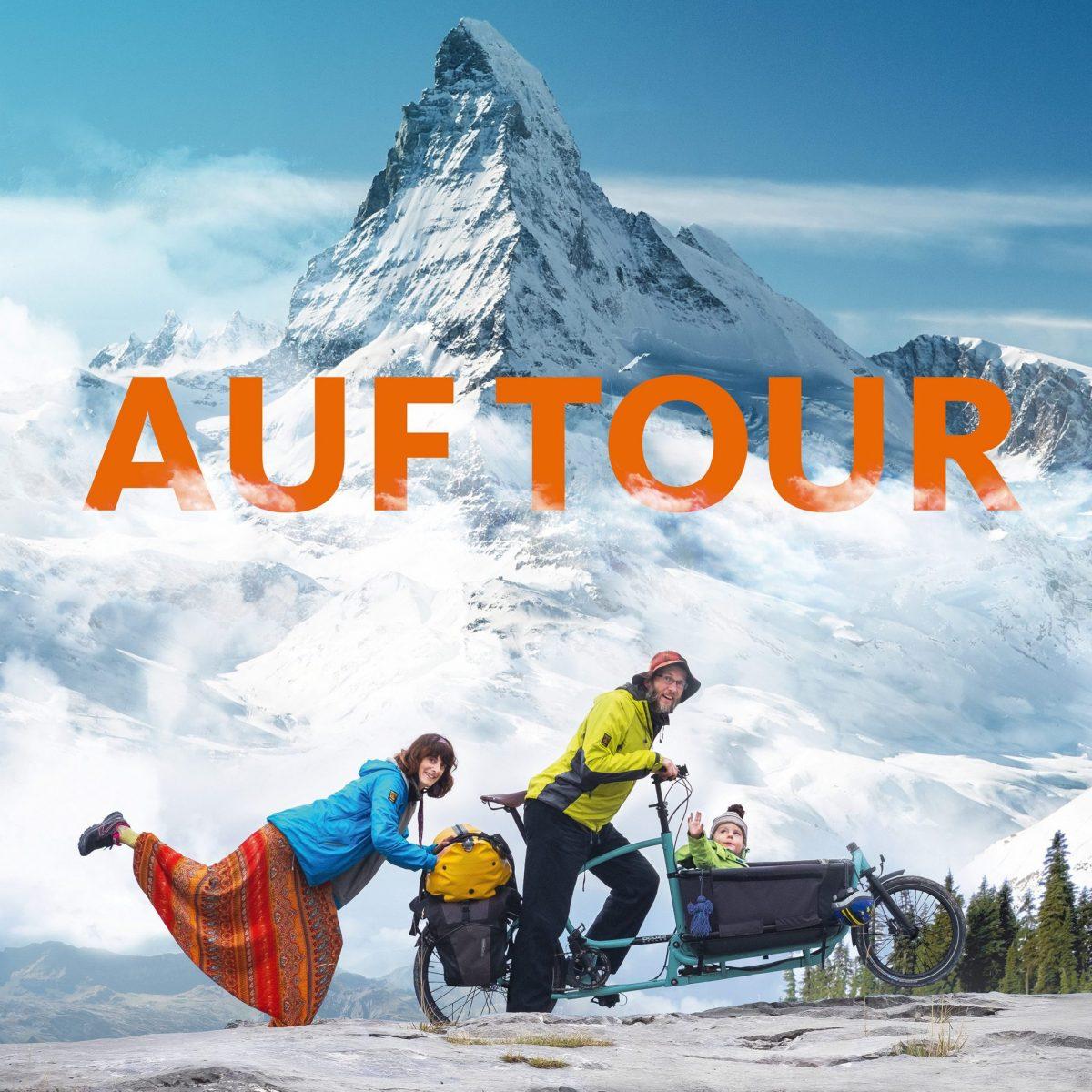 De Alemania a España en Bicicleta en familia: La aventura de Jenni, André y su hijo Unai empieza hoy.