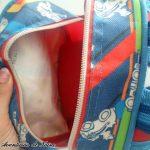 Mochila - Cómo marcar ropa de niños sin planchar ni pegatinas