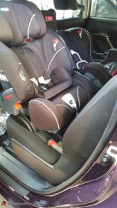 Sillas a Contramarcha - Viajes largos con bebés