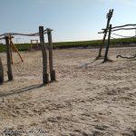 Parque en la playa del Nordsee junto a Center Parcs