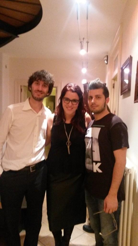La Copy con Andrea Carri e Delord