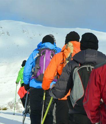 Guias de montaña Asturias