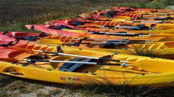 alquiler kayak mar cudillero