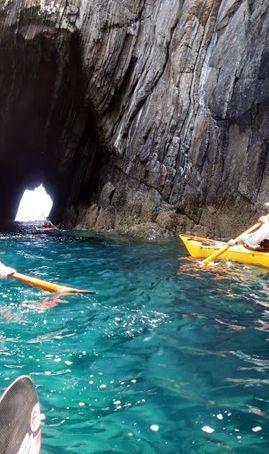 "Ruta Kayak ""Simpatías"" desde Ribadesella"