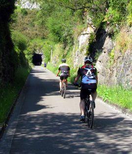 Ruta en Bicicleta Senda Verde