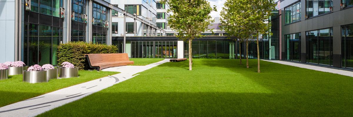 Garten- und Grünanlagenpflege