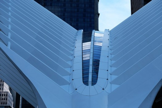 Oculus di Calatrava NYC