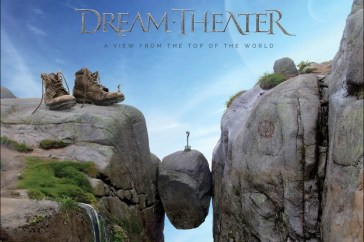 Dream Theater: A View from the Top of the World [ANTEPRIMA]
