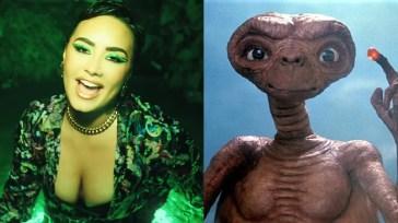 """Demi Lovato: """"Alieno è un termine offensivo per E.T."""""""