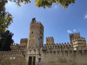 mi morena Sentir el Sur mi sur castillo del Puerto de Santa María