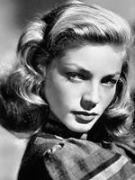 mi morena foto de Lauren Bacall del Garbo al Hollywood dorado