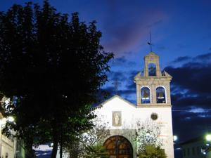mi morena Sentir el Sur mi sur en la Parroquia de San Bartolomé de Pozoblanco
