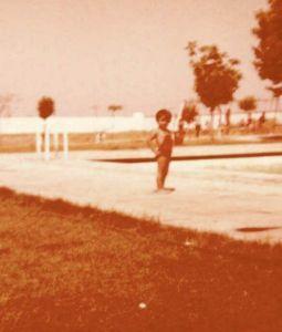 Mi morena recuerdos de niñez en la piscina de Pozoblanco