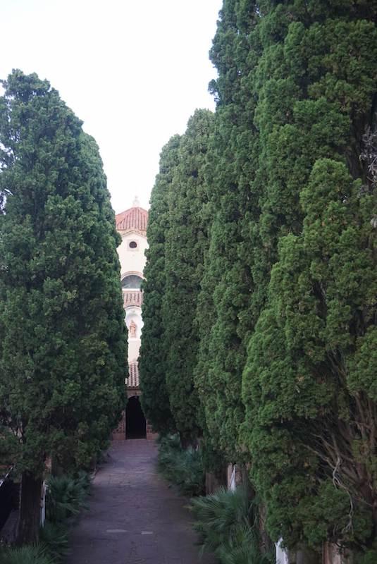 Mi morena El ciprés monasterio