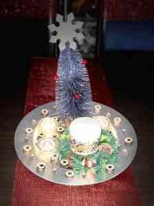 Mi morena existe el espíritu de la navidad