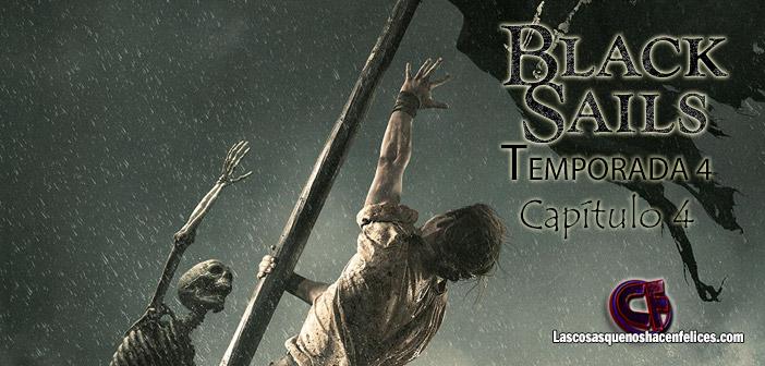 Análisis de Black Sails: Temporada 4. Capítulo 4