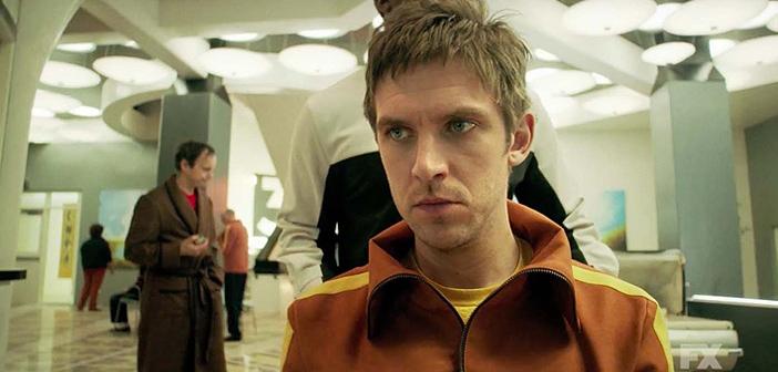 Dan Stevens, como David Haller, el protagonista de Legión