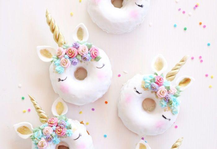 Cómo Hacer Donuts De Unicornio