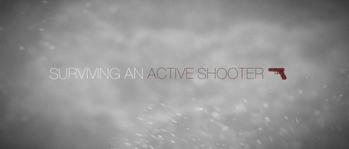 Permalink to: Surviving an Active Shooter